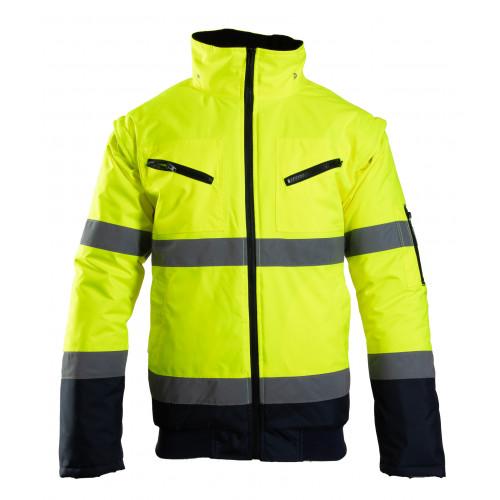 Куртка рабочая зимняя OAB2