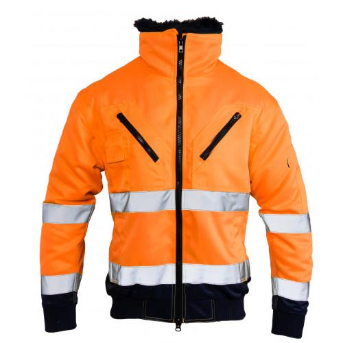 Куртка рабочая зимняя OAB3