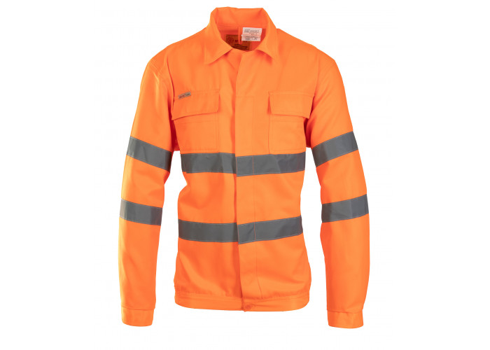 Куртка рабочая сигнальная AFBL