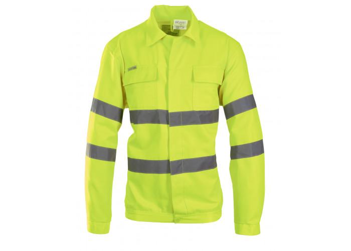 Куртка рабочая сигнальная AFBL-1
