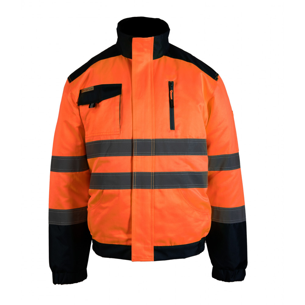Куртка рабочая сигнальная AFBL-2