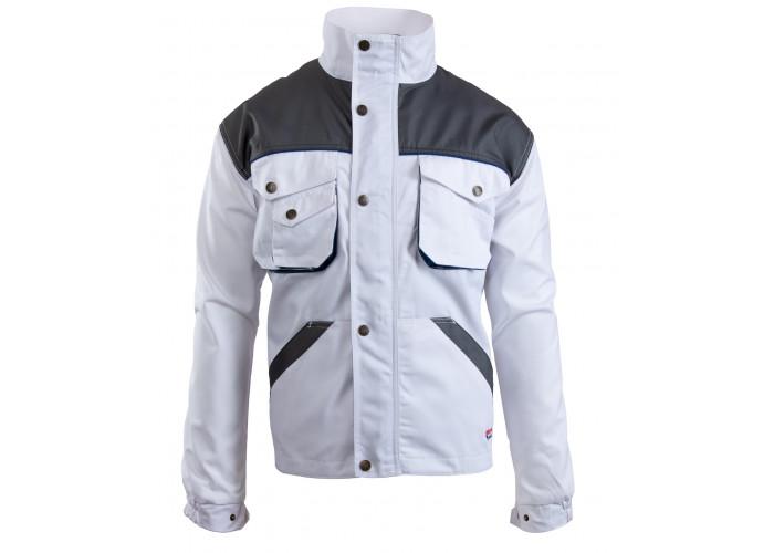 Куртка рабочая Белая APBL-3